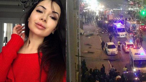 Hija de un multimillonario mata a 6 personas al cruzar el semáforo rojo - Periodico Notus (Comunicado de prensa)
