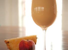 Learn how to make a Peaches and Cream Smoothie Recipe by Jason Vale…  https://www.juicemaster.com/recipes/peaches-and-cream/