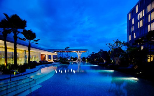 Bandung Hilton,© Patrick Bingham Hall