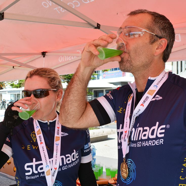 A special shout out to Staminade who are our Ultimate Ride partner for the 2nd year in a row. We think it's the perfect partnership for the ride - the Staminade tastes even better after a bike session to help you recover faster!