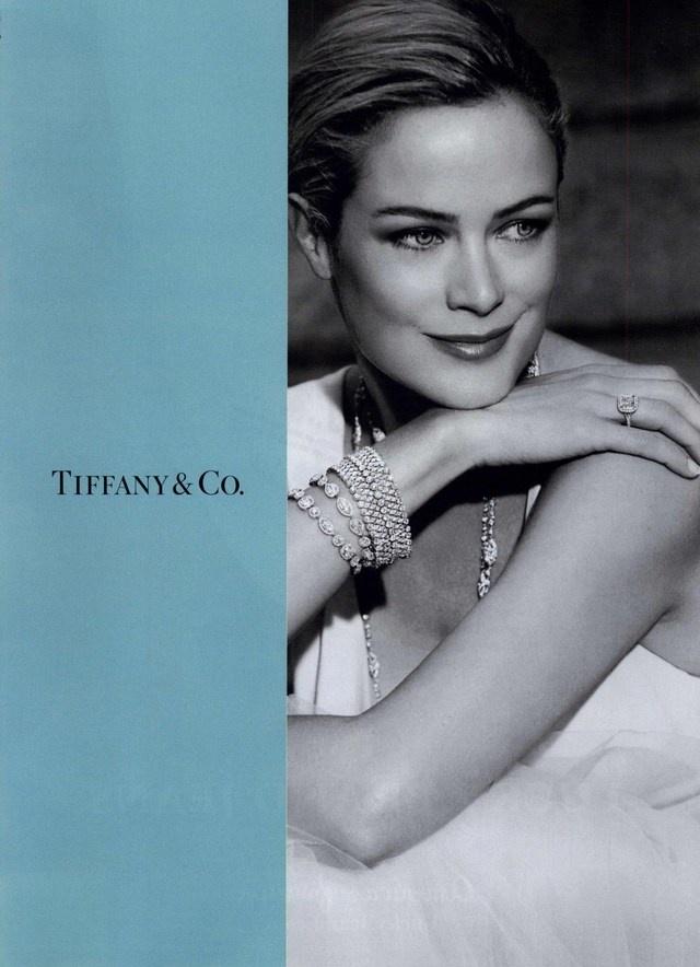 Tiffany Co Ad Campaign Fall Winter 2010 Credit MyFDB