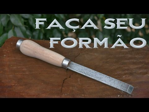 COMO FAZER GABARITO P/ AFIAR FORMÃO E LÃMINAS DE PLAINA / TEMPLATE - CHISEL - PLANER BLADES - YouTube