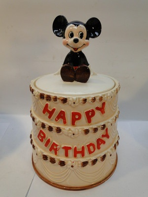 Disney Cookie Jars For Sale 163 Best Mickey Images On Pinterest  Disney Cookies Old Disney And