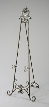 Just opened an account to stock these beautiful easels for wedding displays and seating charts. Can't wait to get them!