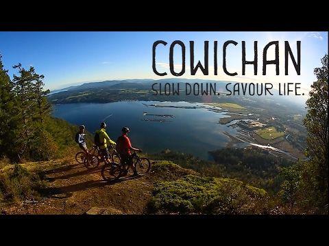 Tourism Cowichan - Trail Building in Cowichan - YouTube