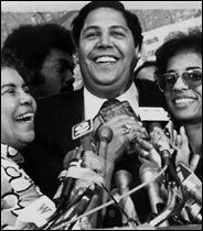 First African American mayor of Atlanta Maynard Jackson