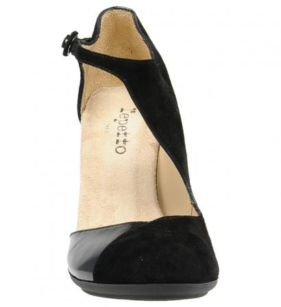 Repetto - comfy-sexy shoes! #black #basic