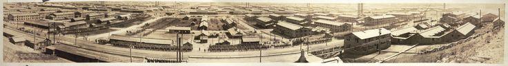 Camp Funston, Fort Riley, Kansas - Kansas Memory - Kansas Historical Society
