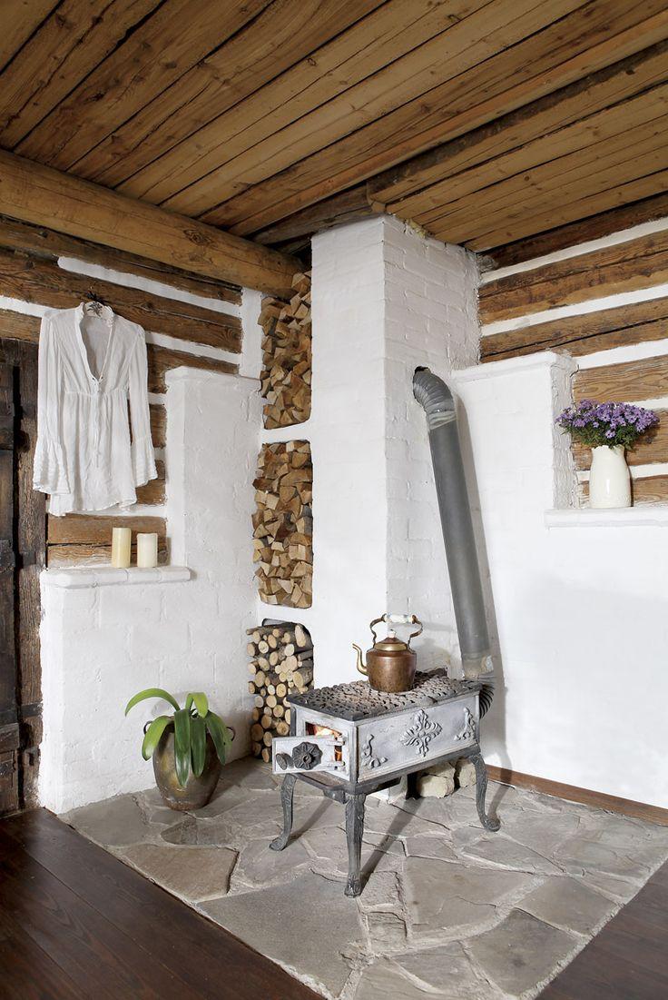 208 best images about poland beskidy mountain zywiec on pinterest p - Rangement interieur bois de chauffage ...