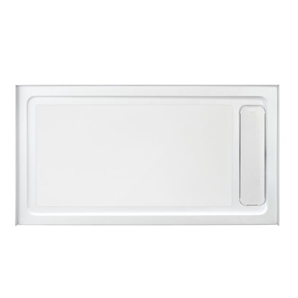Shop JACUZZI  32-in W x 60-in L White Acrylic Shower Base at Lowe's Canada. Find our selection of shower pans at the lowest price guaranteed with price match + 10% off.