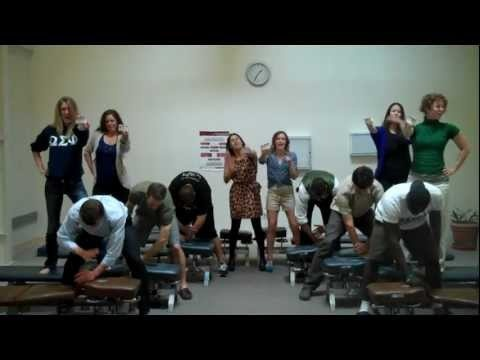 "Chiropractic ""Call Me Maybe"" Cover!  Life Chiropractic College West"