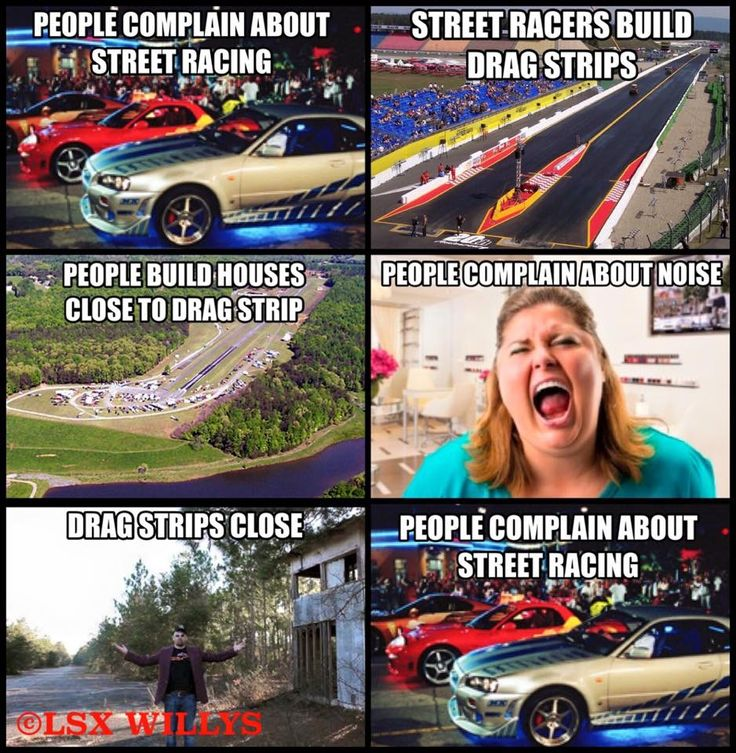#Car_Memes #Drag_Strip #Street_Racing