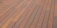 Deck Maintenance:  Cleaning, Staining & Resealing  — The New York Times  6.19.08