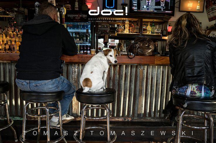 doc! photo magazine presents: Tomasz Tomaszewski - ONE SHOULD BE A FIRE, NOT A MOTH (interview; doc! #21, pp. 49-67) & KEY WEST, FLORIDA (photo essay; doc! #21, pp. 68-87)