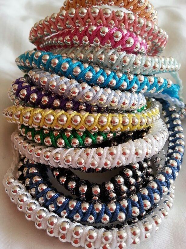 Bella Bespoke - stack 'em bracelets