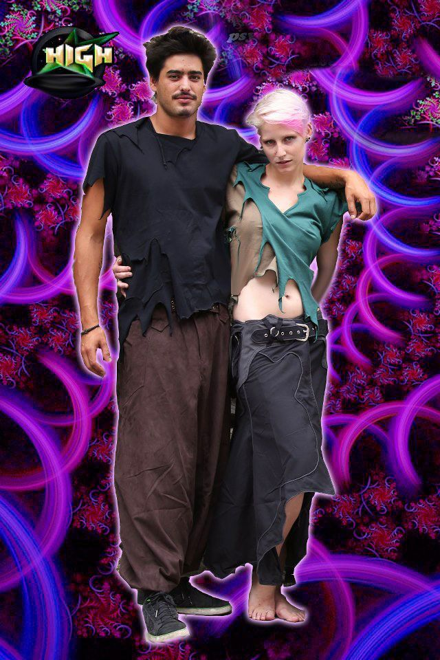 cyber gypsy hippie steampunk apocalypse neo tribal goa psy trance fusion fashion