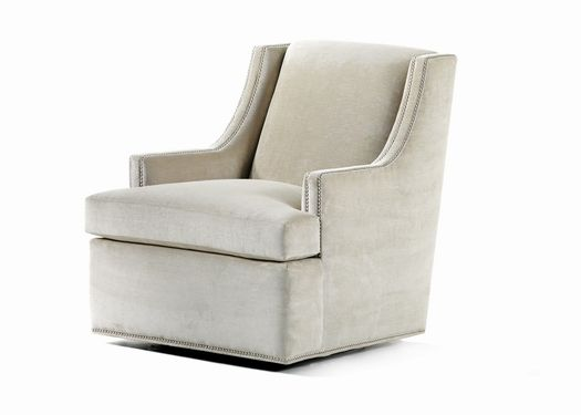 Shop For Jessica Charles Crosby Swivel Chair And Other Living Room Wing Chairs At Gladhill Furniture In Middletown MD COM Requirements Yds