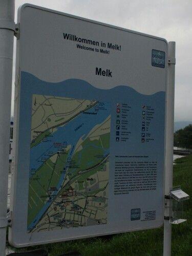 Melk map