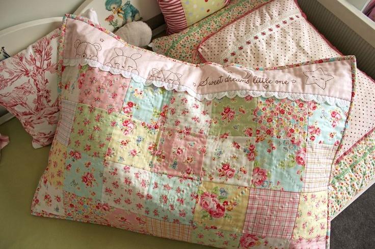 Pillow cuteness