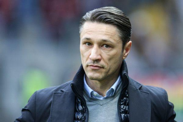 Niko Kovac Pictures Eintracht Frankfurt v Hannover 96 - Bundesliga -