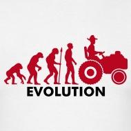 Evolution tshirt