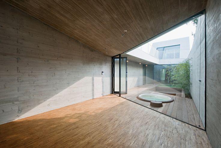 CJ5 House, Vienna by Caramel Architecten