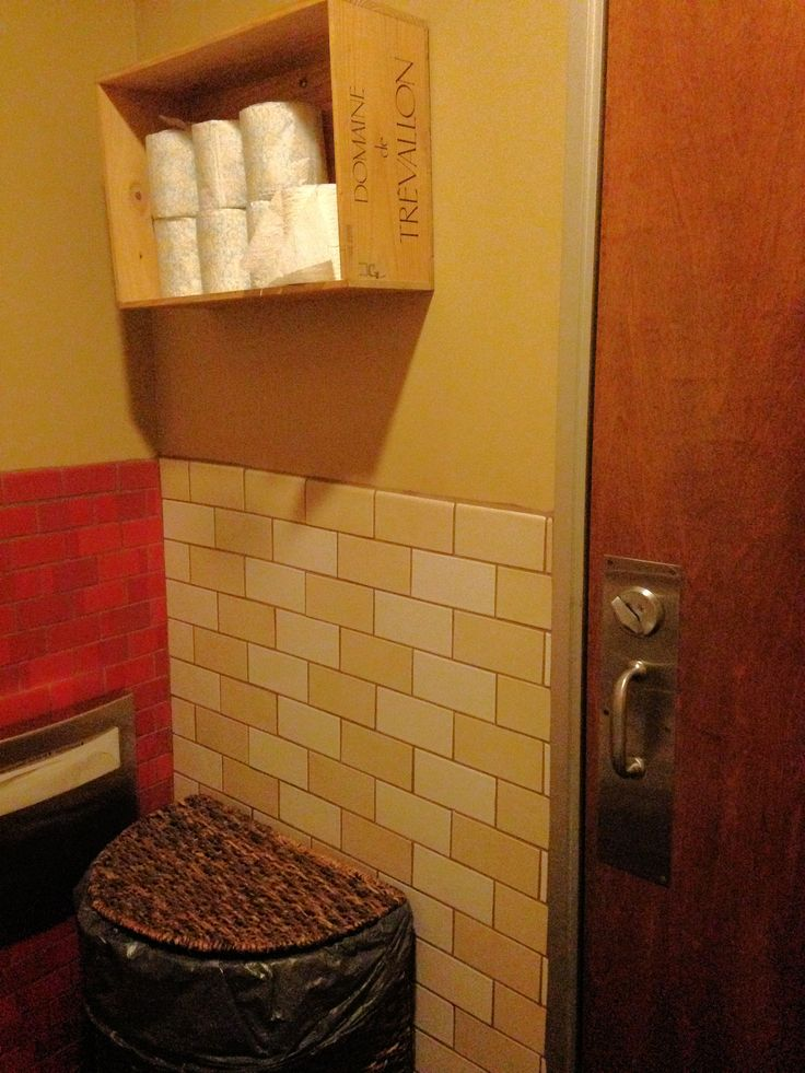 17 best images about wine crates diy crafts on Kids toilet paper holder