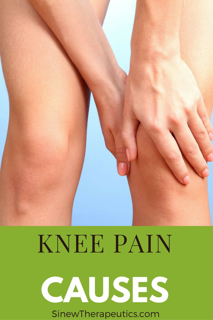 A knee strain occurs when the muscle and/or tendon is stretched abnormally or torn. Learn more about Knee Pain at SinewTherapeutics.com