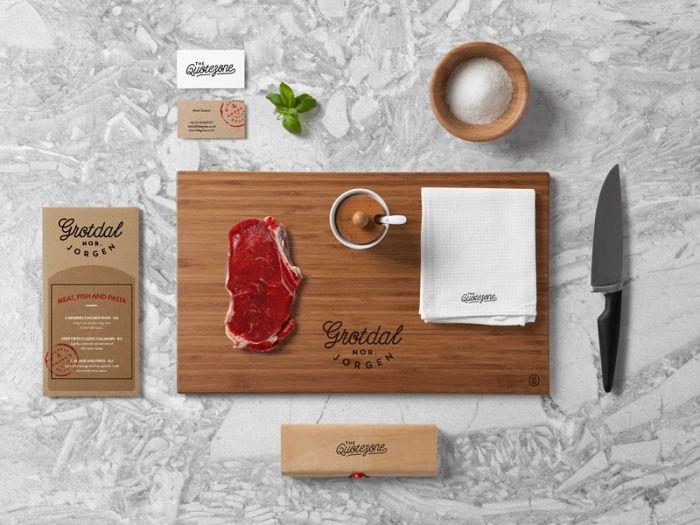 Branding menu. Брендинг меню, ресторана, фирменый стиль