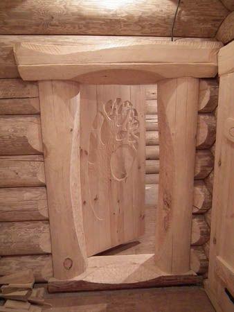 Стилизация бани в древнерусском стиле 21