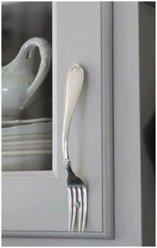 Reciclaje de Cubiertos como Idea de Negocios relacionada con la decoracion de interiores 7
