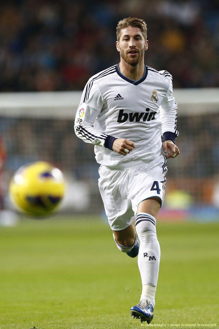 Sergio Ramos (Spain) - Sevilla, Real Madrid.