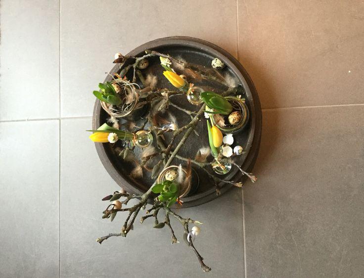 Pasen en voorjaars schaal, easter