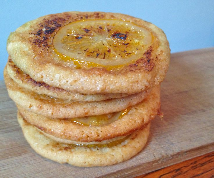 These cookies have it all! -Crispy on the outside, chewy on the inside -Just perfectly sweet -Tartness from the juice and pungent pop from the lemon peel -Toasty caramelized sugar on top -Will keep for a week without getting soggy (because of the way the lemon slices were prepped) -PLUS, this cookie is a looker!