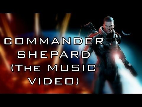 The worlds needs to see this! :3 COMMANDER SHEPARD - The song (OFFICIAL VIDEO) by Miracle Of Sound