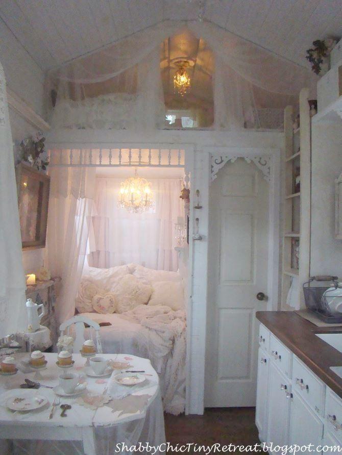 Shabby Chic Ivory And Rose Vintage Mason Jar Bathroom Set Or