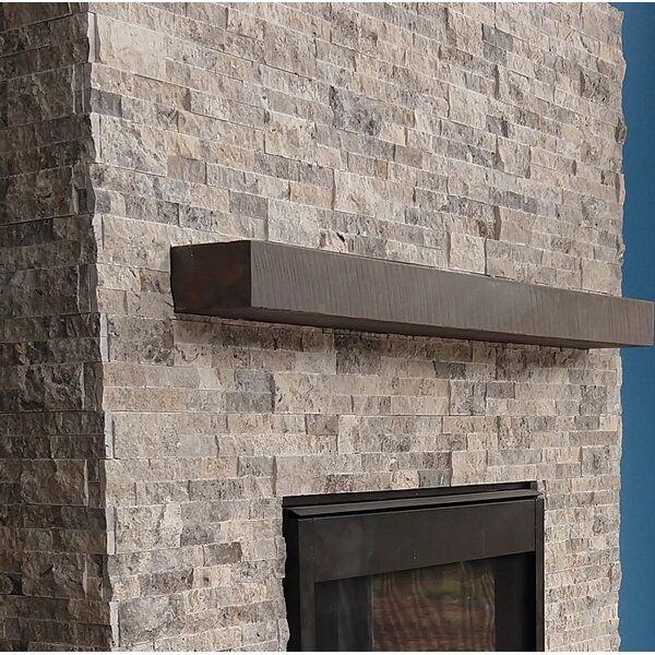 Gracie Oaks Giuliano Fireplace Shelf Mantel Wayfair Fireplace Shelves Airstone Fireplace Faux Fireplace Mantels
