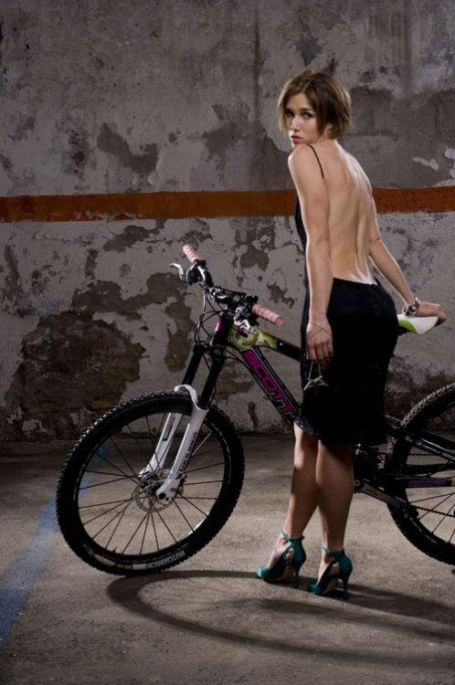 bicycle girl porno