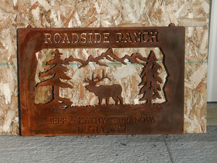 23 Best Baseline Ranch Sign Images On Pinterest Entrance