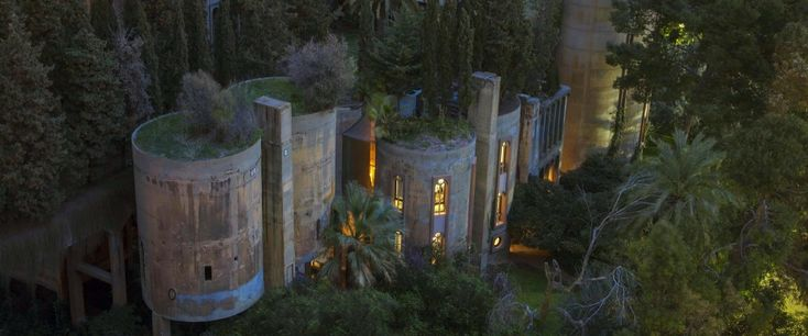 <3 My favorite house <3 /The Factory / Ricardo Bofill