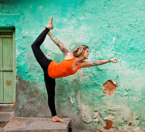 You can add this to your ever-growing list of reasons to do more yoga.