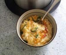 Recipe Creamy Coconut Chicken & Pumpkin Risotto by michfb2 - Recipe of category Main dishes - meat