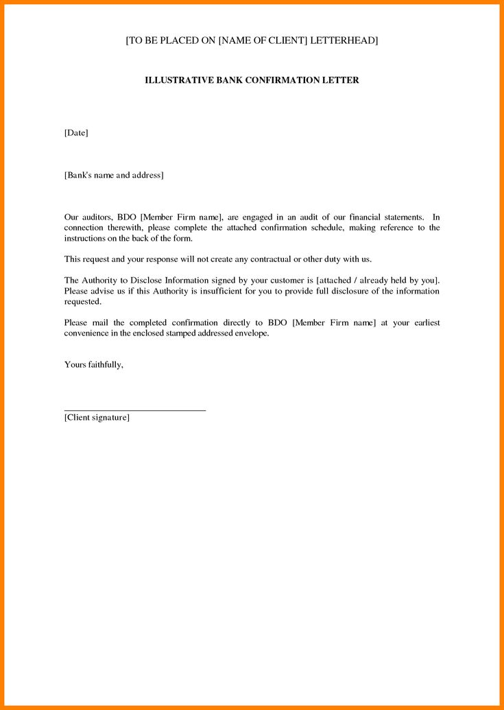 Example letter requesting something invitation to a fundraising 7 confirmation letter to bank science resume bank confirmation letter example spiritdancerdesigns Choice Image