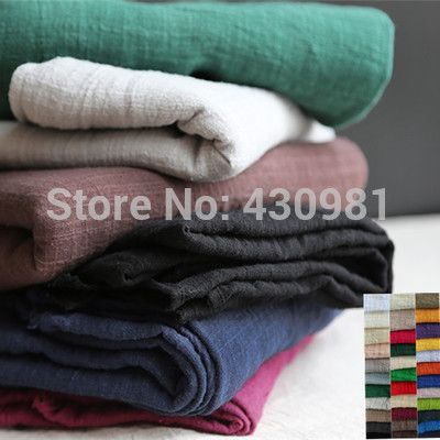 Cheap fabric lyrics, Buy Quality fabric mix directly from China fabric hole Suppliers: ethnic linen crepe fabric crinkled cotton sluby winkled material solid linen cotton crincled fabric for curtains scarfs dress