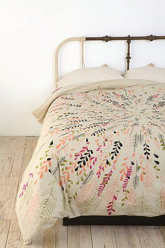 urban outfitters bedding. If only they had it in a king!