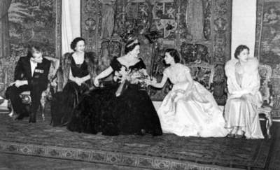 The English Royal Family