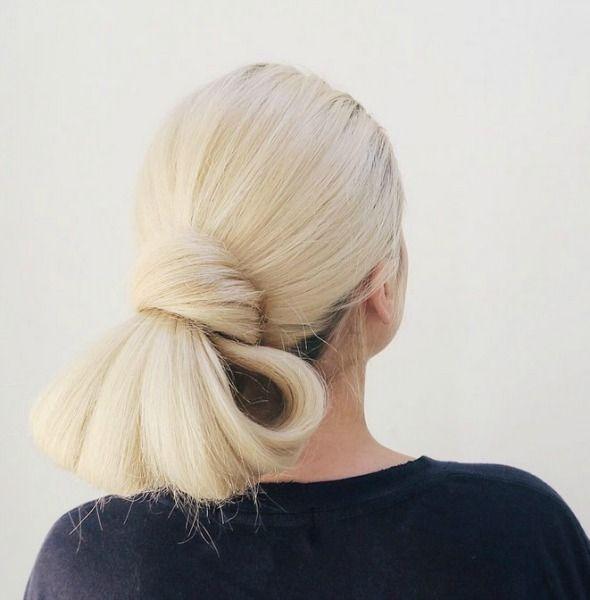 10 coafuri care te vor convinge sa optezi pentru o tunsoare medie - coafura pentru par blonf (hairstyles for blonde hair)