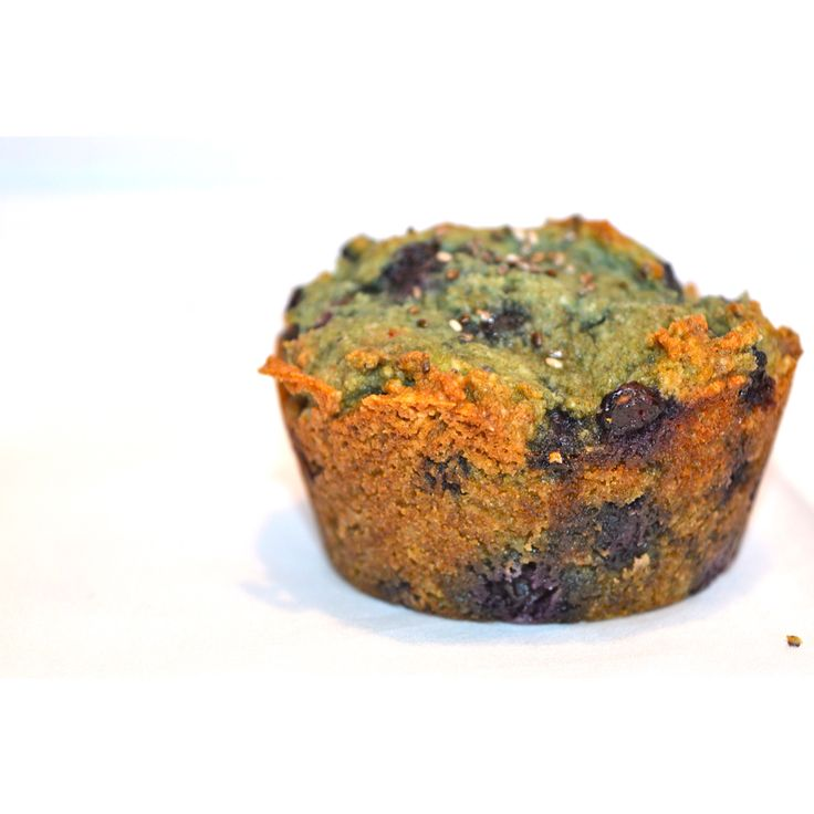 These Blueberry Muffins are super moist, gluten-free, paleo and refined sugar free. I topped them with Chia Seeds to add some Omega 3's, fiber and protein. The Coconut Oil has anti-fungal, anti-bacterial, ant-viral and antioxidant properties. Check out my blog for this recipe and the digestive benefits of Coconut Oil! smartfuelforyou.com #smartfuel #smartfuelyyc #calgary #yyc #yycfood #recipe #glutenfree #paleo #muffin #protein #healthyyyc #healthy #fit #detox #vegetarian