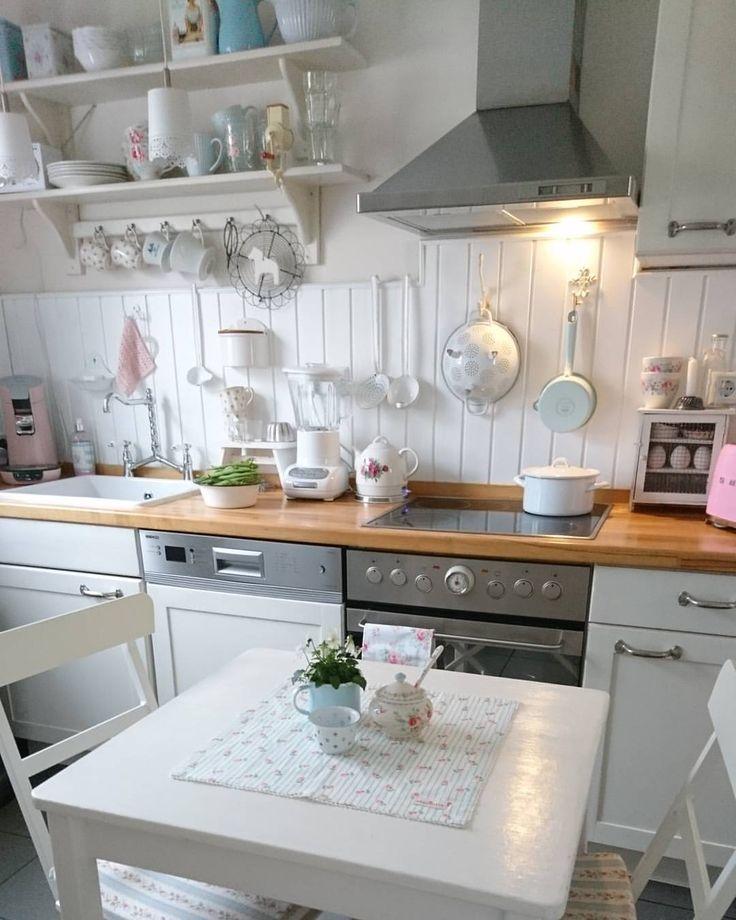 811 best Küchen images on Pinterest Kitchen ideas, Home ideas - küche lackieren vorher nachher