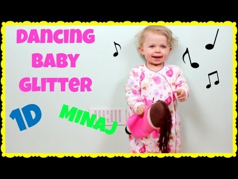 Dancing Baby Glitter 1D .........Louise Sprinkle of Glitter, don't know who she is?? find her on youtube NOW! watch. enjoy. love!